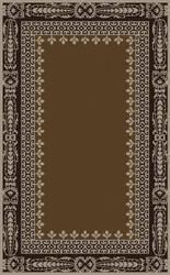 Surya Henna HEN-1007 Chocolate Area Rug