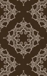 Surya Henna HEN-1018 Chocolate Area Rug