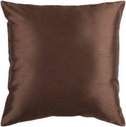 Surya Solid Luxe Pillow Hh-040