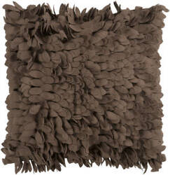 Surya Claire Pillow Hh-073 Brown