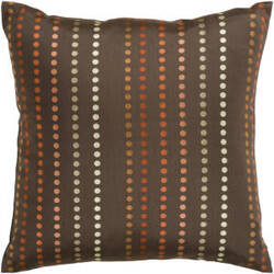 Surya Pillows HH-081 Chocolate
