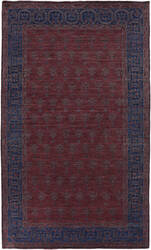 Surya Haven HVN-1225 Violet (purple) / Blue Area Rug