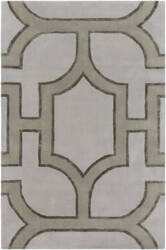 Surya Intermezzo Ine-1001 Gray Area Rug