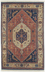 Surya Adana It-874 Navy Blue Area Rug