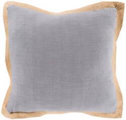 Surya Jute Flange Pillow Jf-003