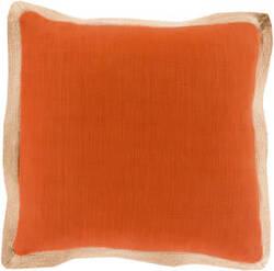 Surya Jute Flange Pillow Jf-004