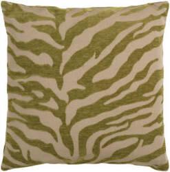 Surya Velvet Zebra Pillow Js-029