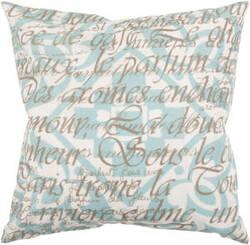 Surya Pillows JS-045 Teal/Olive