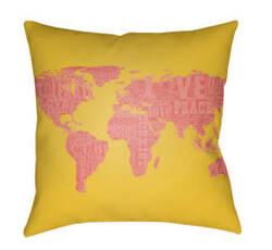 Surya Jetset Pillow Jt-005