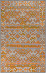 Surya Jewel Tone Ii JTII-2053 Burnt Orange Area Rug