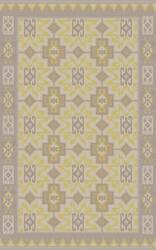Surya Jewel Tone Ii JTII-2061 Gold Area Rug