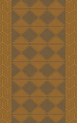 Surya Jewel Tone Ii JTII-2066 Gold Area Rug