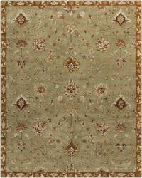 Surya Kensington KEN-1043 Turtle Green Area Rug