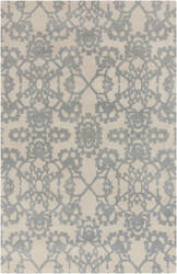 Surya Lace LCE-913 Gray Area Rug