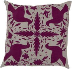 Surya Otomi Pillow Ld-024 Magenta