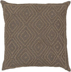 Surya Atlas Pillow Ld-026 Camel