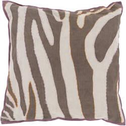 Surya Zebra Pillow Ld-039