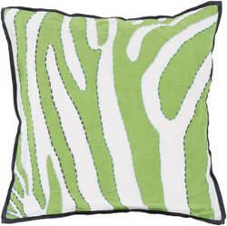 Surya Zebra Pillow Ld-040