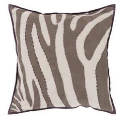 Surya Zebra Pillow Ld-041