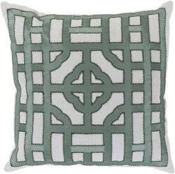 Surya Chinese Gate Pillow Ld-052 Sage