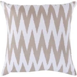Surya Pillows LG-527 Olive/Ivory