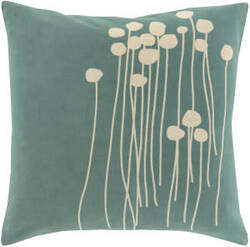 Surya Abo Pillow Lja-002 Teal