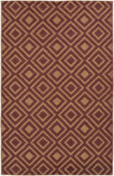 Surya Lake Shore Lks-7001 Burgundy Area Rug
