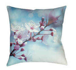 Surya Moody Floral Pillow Mf-007