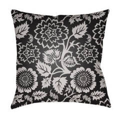 Surya Moody Floral Pillow Mf-028