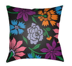 Surya Moody Floral Pillow Mf-042