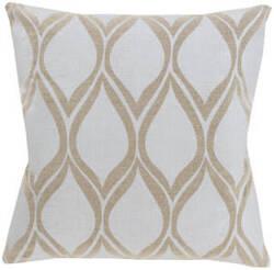 Surya Metallic Stamped Pillow Ms-001