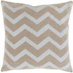 Surya Metallic Stamped Pillow Ms-002