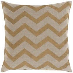 Surya Metallic Stamped Pillow Ms-005