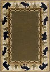 Surya Mountain Home Mth-1009  Area Rug