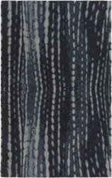 Surya Naya Ny-5268 Black /Navy Area Rug