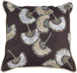 Surya Pillows P-0204 Chocolate