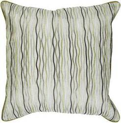 Surya Pillows P-0219 Ivory/Olive