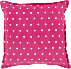 Surya Polka Dot Pillow Pd-004