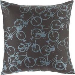 Surya Pedal Power Pillow Pdp-001 Black