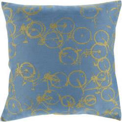 Surya Pedal Power Pillow Pdp-004 Slate