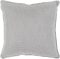 Surya Piper Pillow Pi-006 Gray