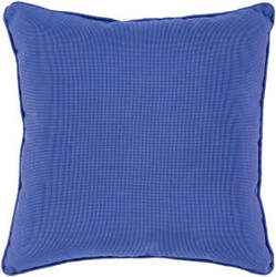 Surya Piper Pillow Pi-007 Cobalt