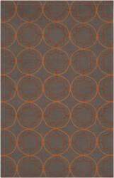 Surya Rain RAI-1095 Burnt Orange Area Rug