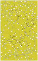 Surya Rain RAI-1169 Bright Yellow Area Rug