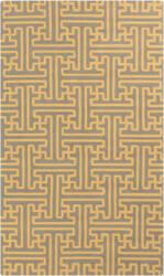 Surya Rain RAI-1189 Yellow Area Rug