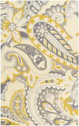 Surya Rain Rai-1234 Mustard Area Rug