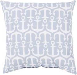 Surya Rain Pillow Rg-117 Light Gray