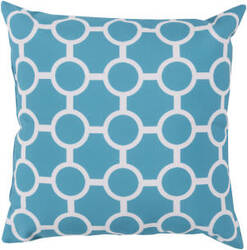 Surya Rain Pillow Rg-118 Aqua