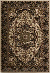 Surya Riley RLY-5038 Black Area Rug