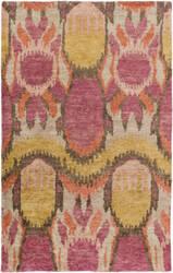 Surya Scarborough Scr-5149 Burnt Orange Area Rug